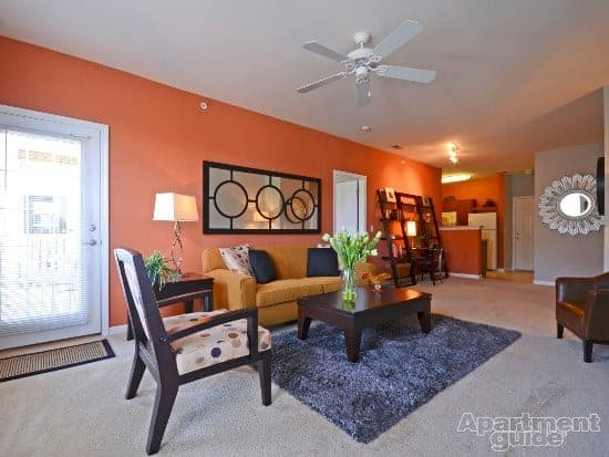 What your bedroom wall color says about you apartmentguide com - Apartment Decor Is Orange The New Black Apartmentguide Com