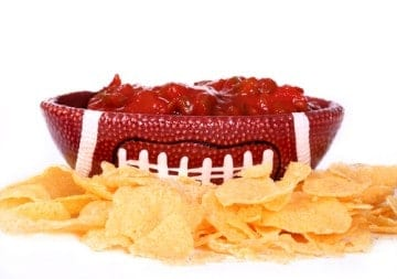 Score a touch down this season with a winning football party in your apartment!