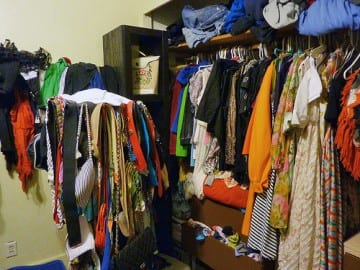 There's a thin line between hoarding and just being messy. Do you know which category you fall into?