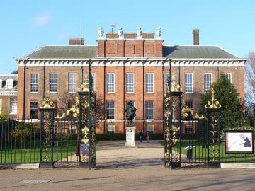 Prince William, Kate Middleton and Prince George are moving into an apartment at Kensington Palace.