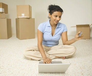 How to Keep Your Credit Intact When Moving