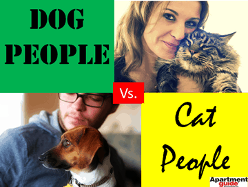 cat people vs dog people personalities
