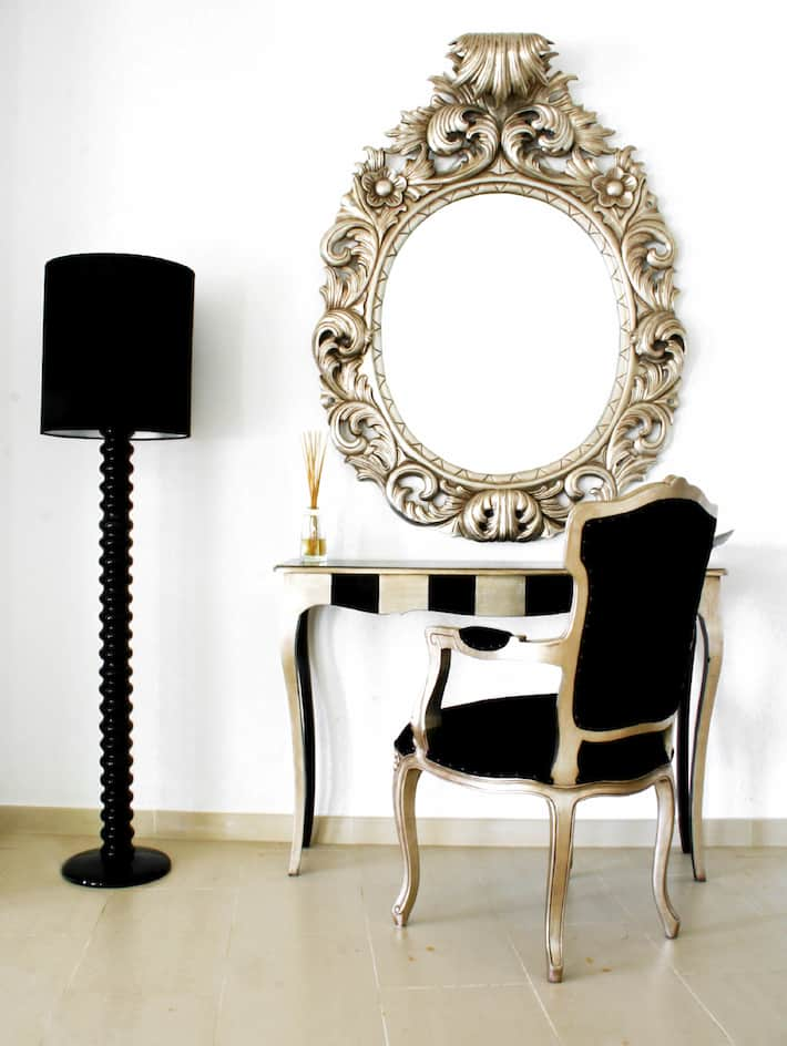 Small Apartment Decor A Guide to Decorating With Mirrors - Utilize Natural Light