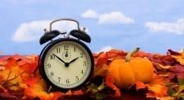 daylight saving time fall 260p