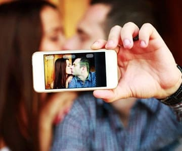 The holidays are all about sharing, but make sure you get permission before you share holiday party pics!