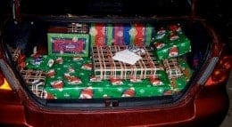 places to hide presents