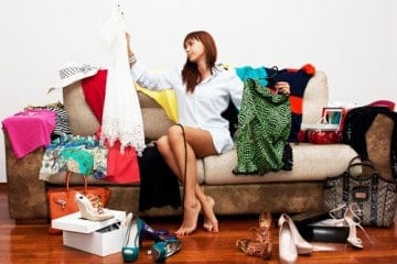 5 Clever Ways to Get Your Post-Holiday Purge On