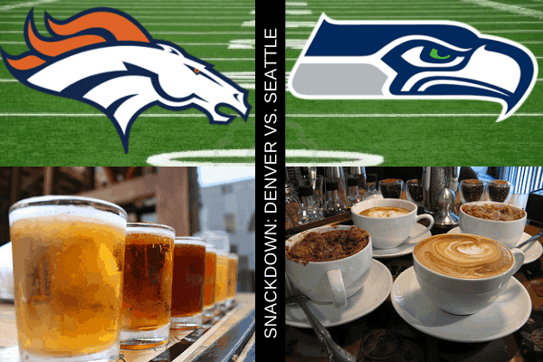 How to Host a Denver Vs. Seattle Super Bowl 'Snackdown'