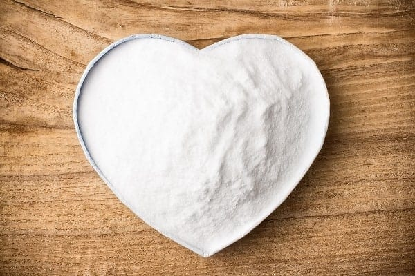 Baking soda is super cheap and can be used in all sorts of ways around your apartment.