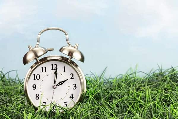 This Sunday, March 7, marks the beginning of Daylight Saving Time. Don't forget to turn your clocks forward one hour!
