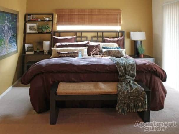 A bed is one item that's worth spending a little extra on. Your back will thank you. Image: Oro Valley-The Golf Villas at Oro Valley, AZ