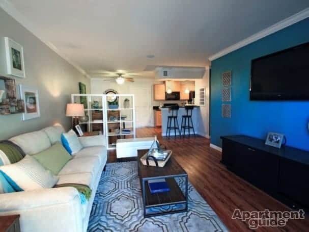 You can save money by skipping the cable and watching Netflix, Hulu Plus or Amazon Prime instead. Image: Beachwood Apts, Anaheim, CA