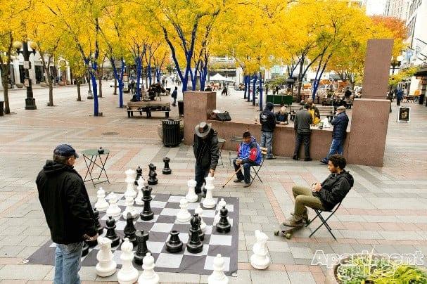 Chess Players Seattle
