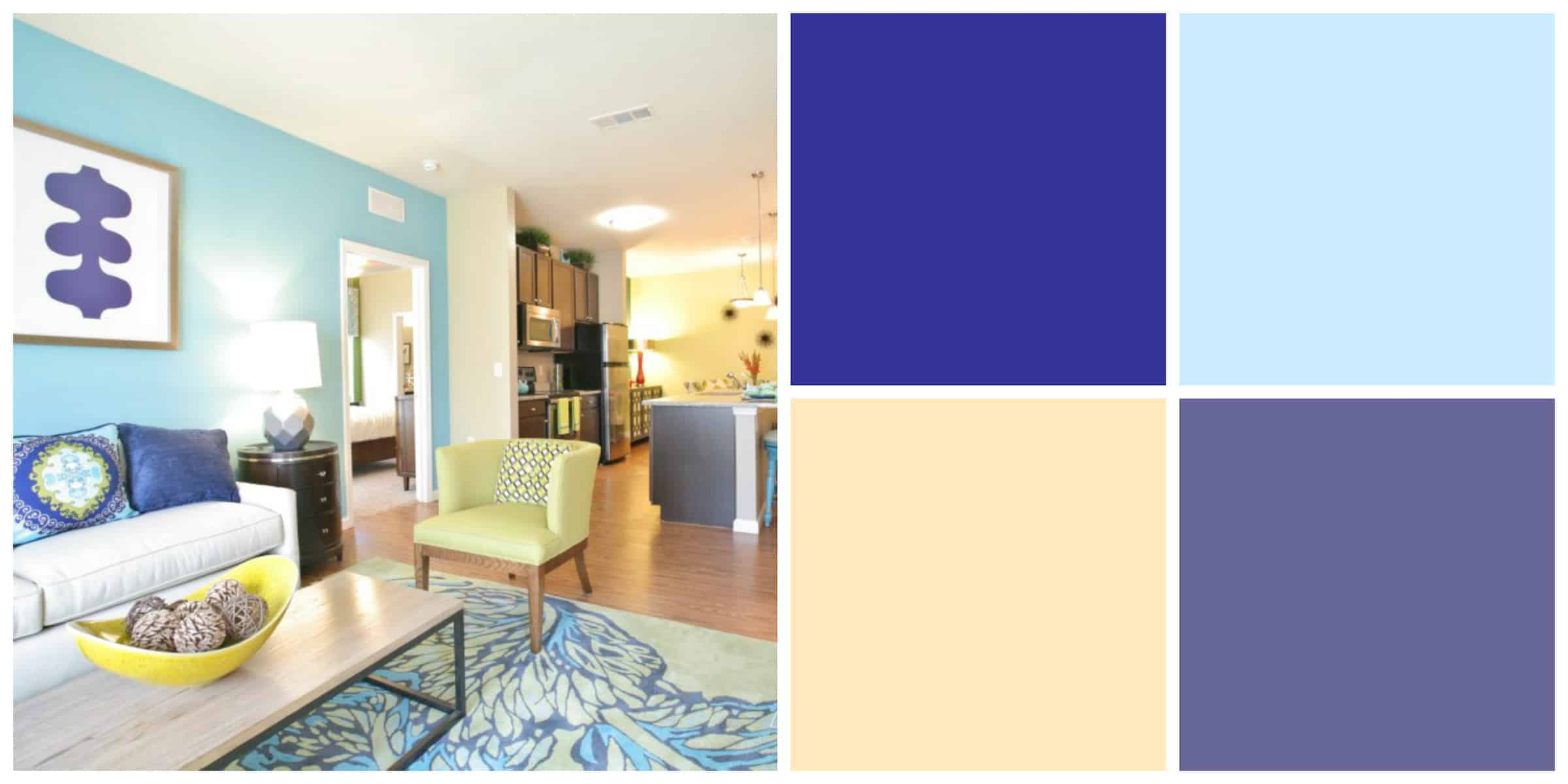 6 Sweet Spring-Inspired Color Palettes for Your Apartment ...
