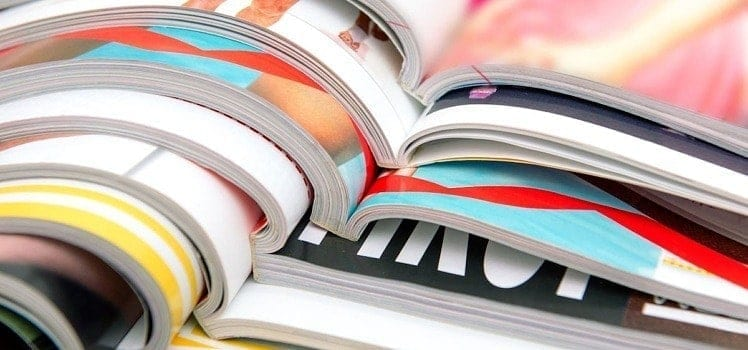 magazine hoarder
