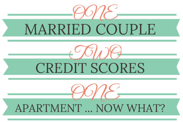 My Spouse Has Bad Credit