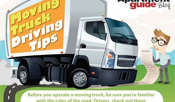 How To Not At Driving A Moving Truck