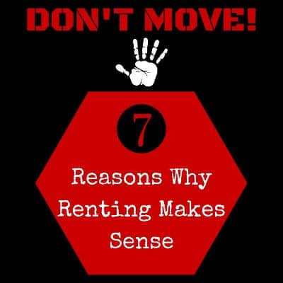 benefits of renting vs. buying