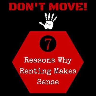 benefits of renting vs. buying