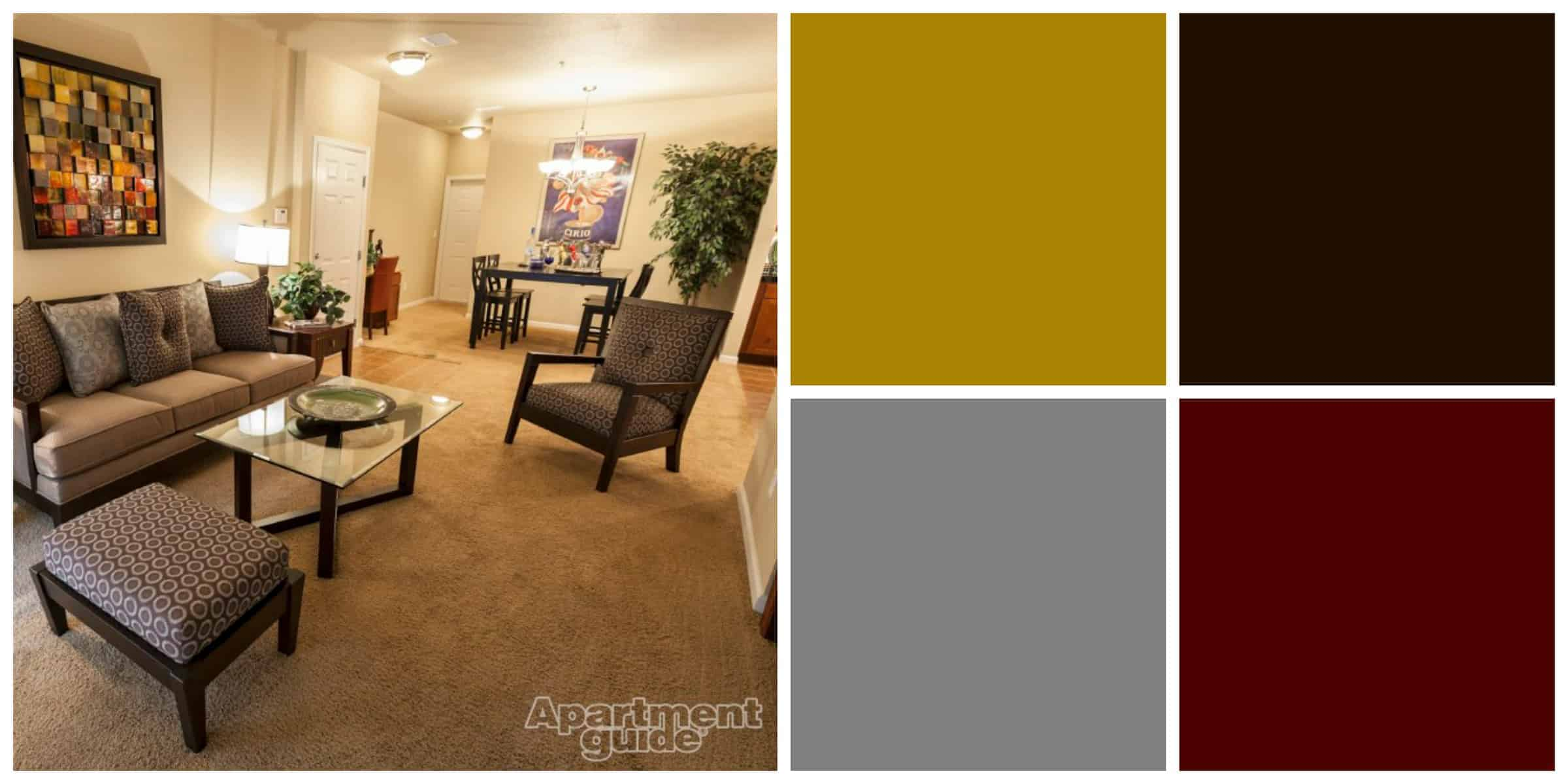 8 Easy Breezy Earth Tone Palettes for Your Apartment ...