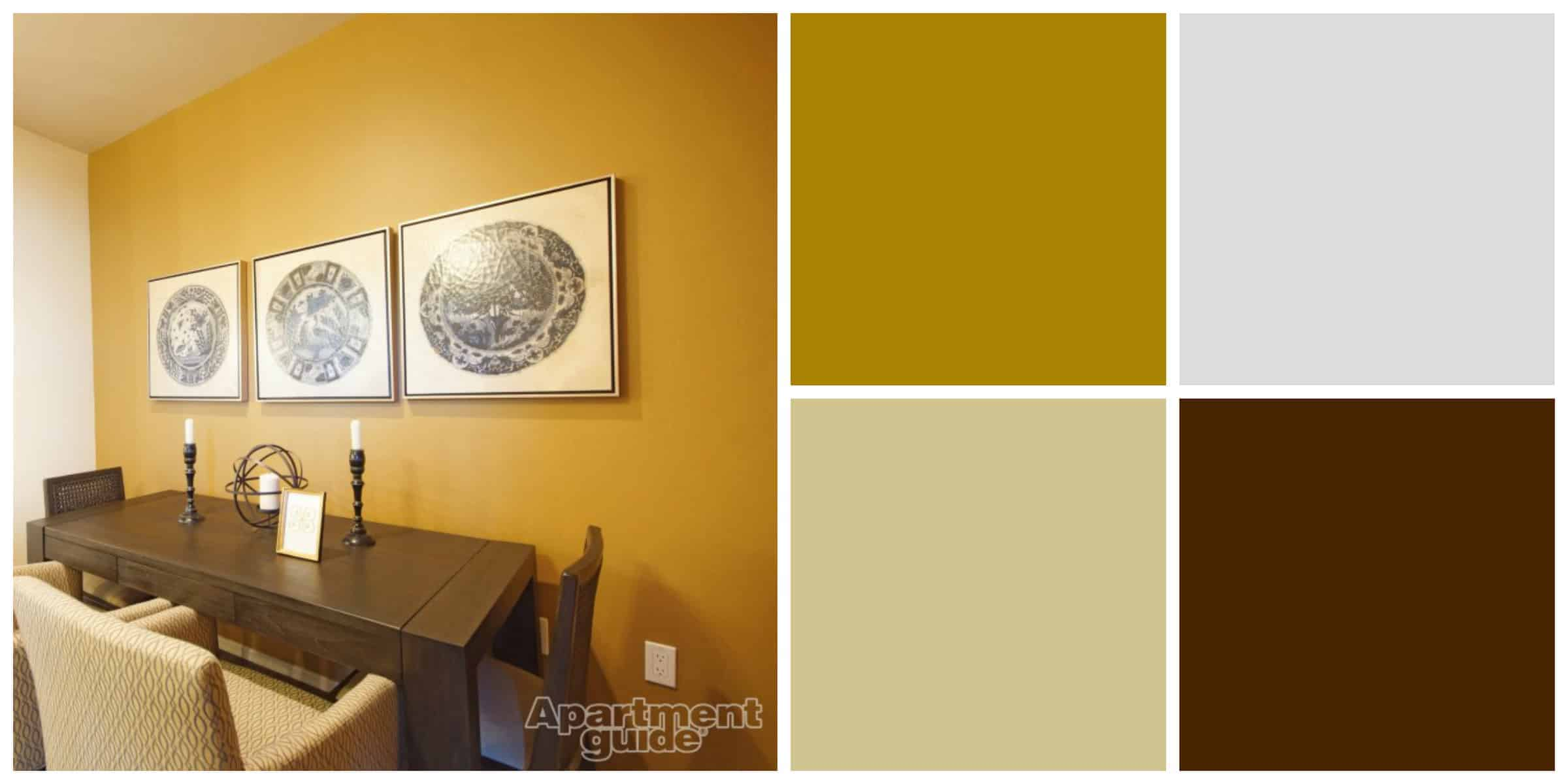 Home Decorating Colors 8 Easy Breezy Earth Tone Palettes For Your Apartment