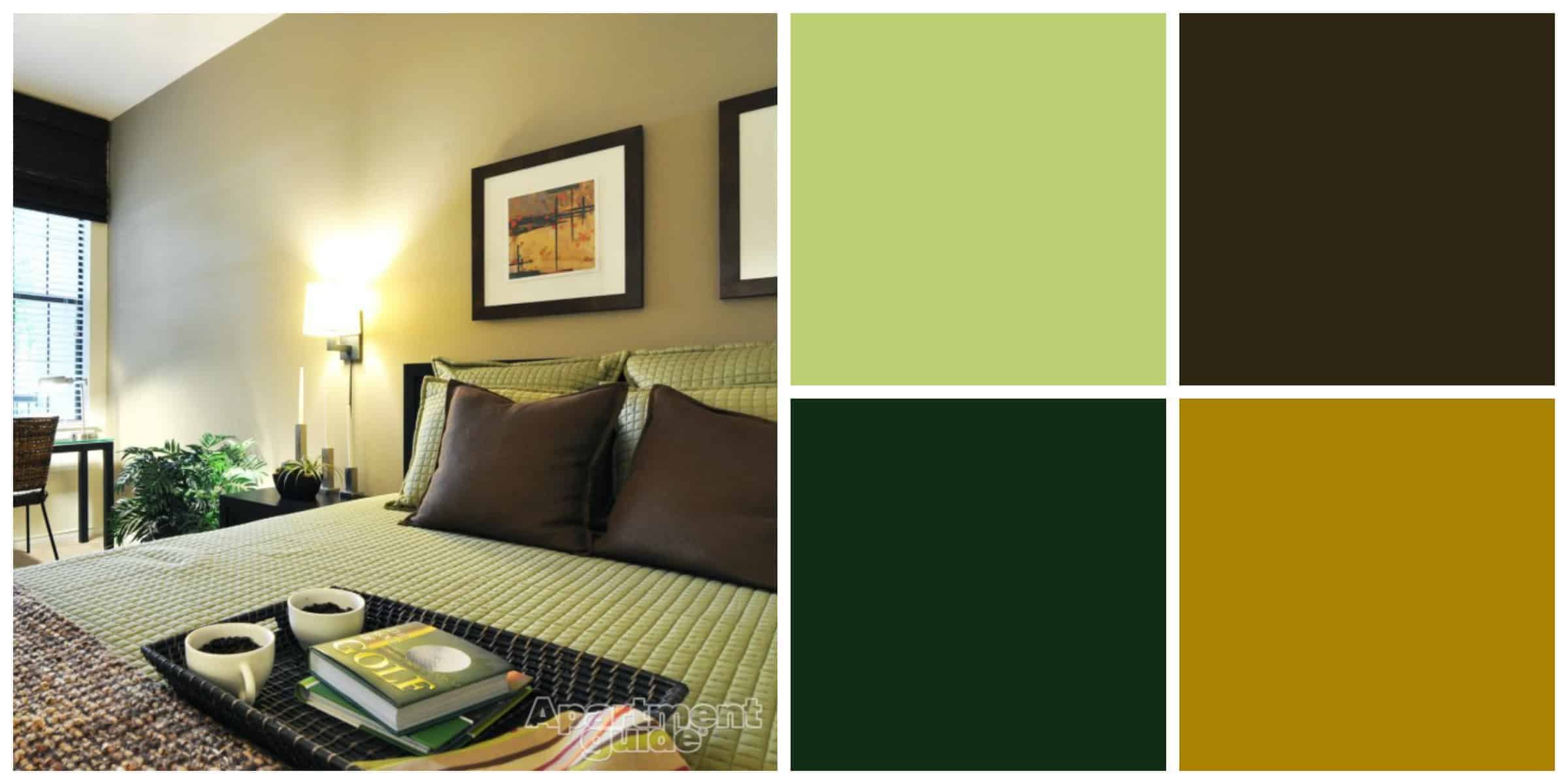 Earthy Colors 8 easy breezy earth tone palettes for your apartment