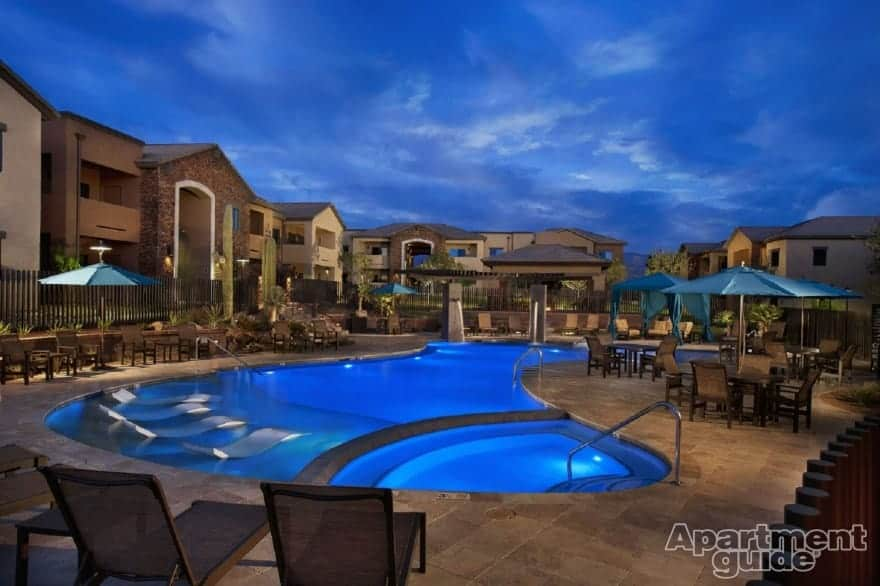 Luxury Apartments Tucson