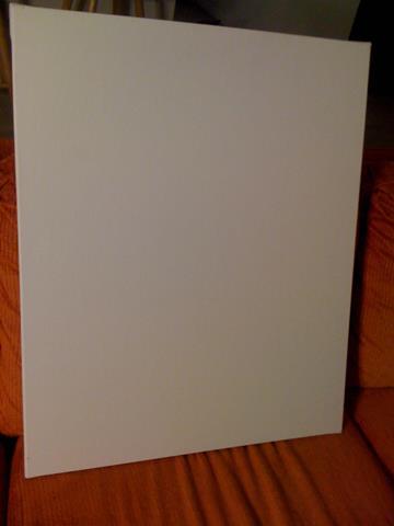 Always start with a blank canvas. Image: Flickr / kendrickmartin