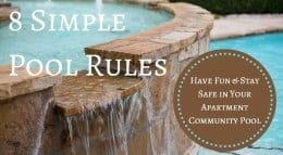 8 simple pool rules