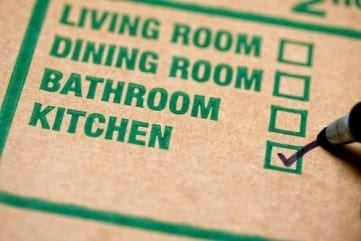 Label your boxes carefully. You'll appreciate it when you move in.