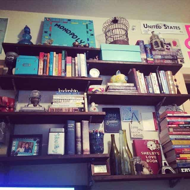 #AptShelfie Instagram Winner