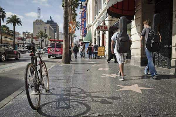Hollywood in Los Angeles, CA, the fifth most expensive metro area to rent by square foot.