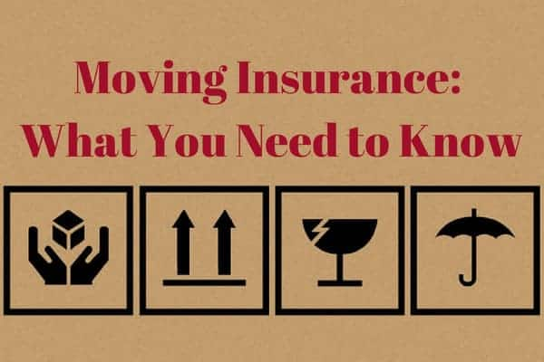 Learn how to choose between moving insurance options to protect your stuff when you move!