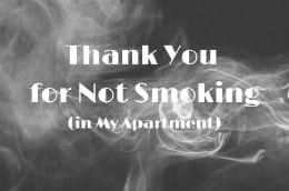 smoke-free apartments