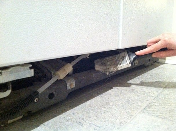 vacuum refrigerator coils