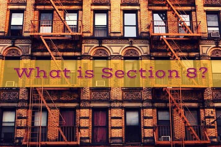 what is section 8