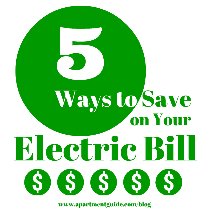 5 Ways to Save on Your Electric Bills