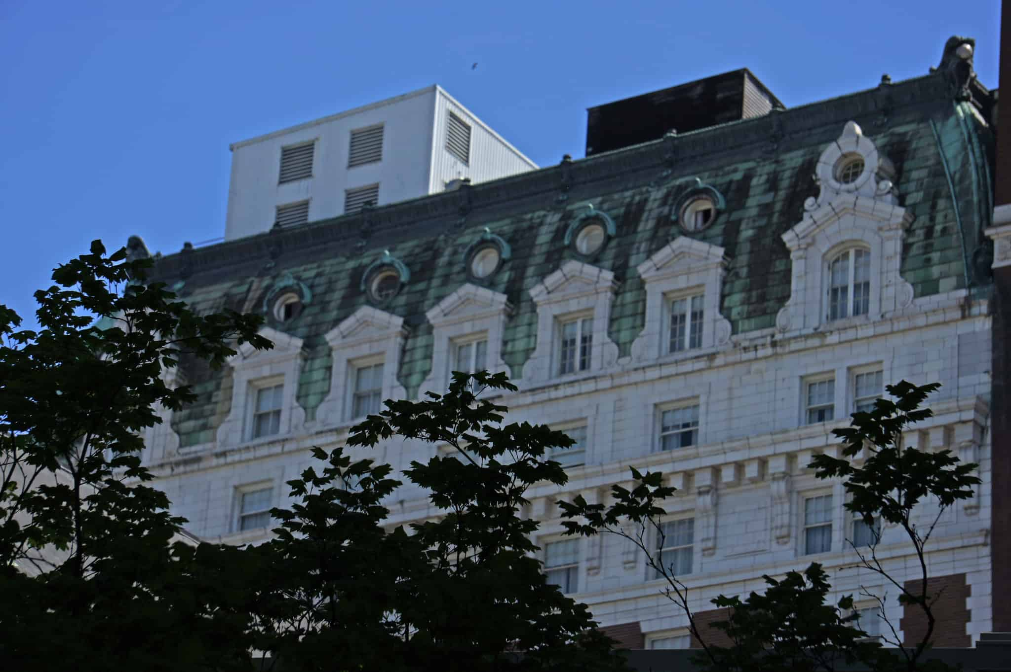 Haunted Portland - Benson Hotel
