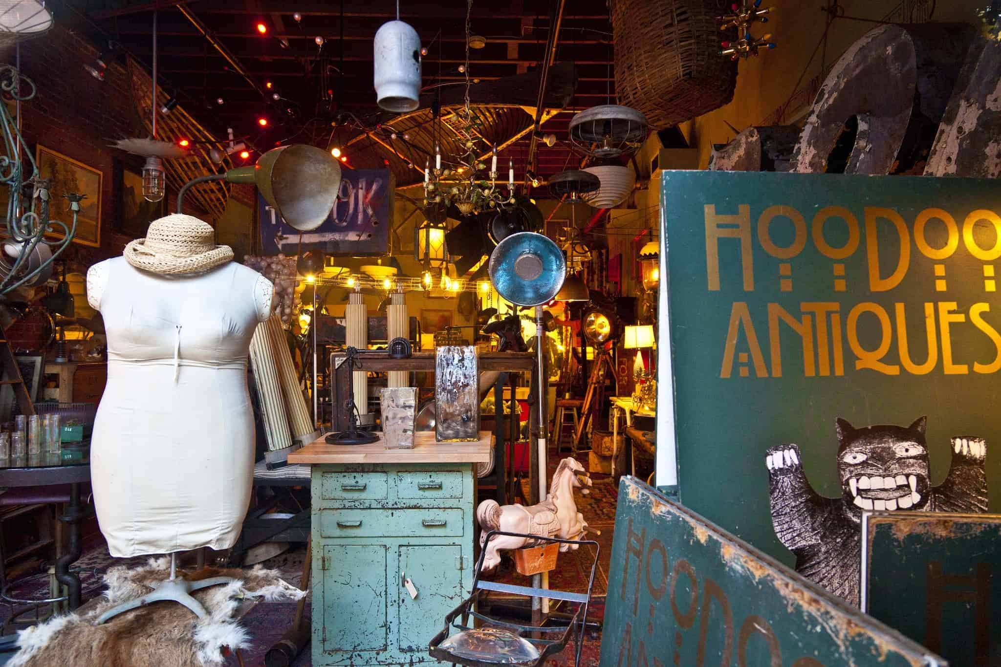 Haunted Portland - Hoodoo Antiques