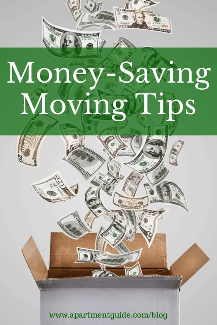 Money Saving Tips For Moving