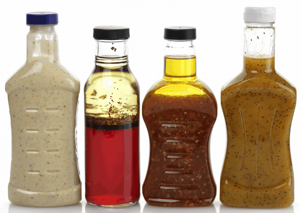 8 Foods Not to Buy at the Grocery Store- Salad Dressing