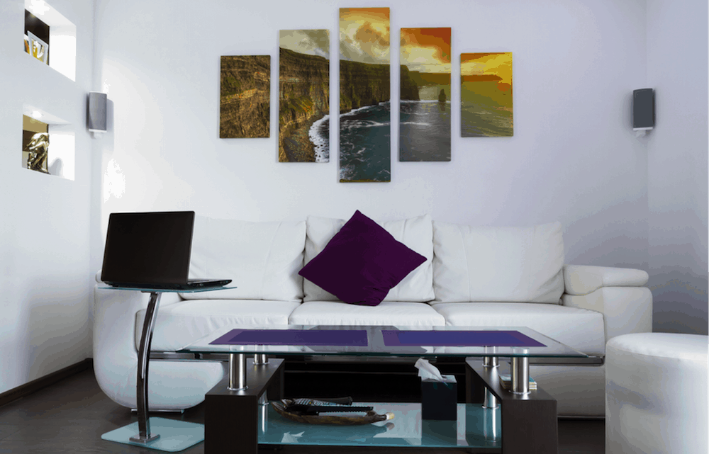Easy ways to update your apartment decor in 2015 for Decorating your apartment