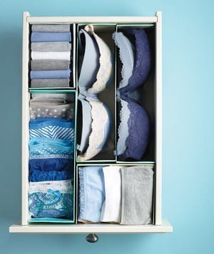 Think Outside the Shoe Box - Closet Organization