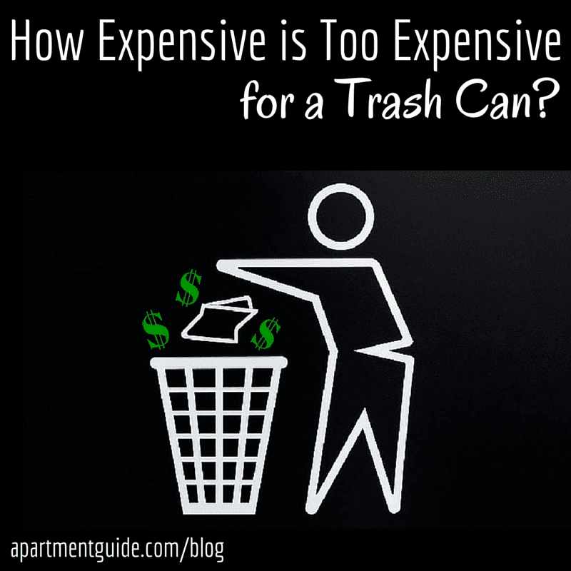 How Expensive is Too Expensive for a Trash Can- When is a trash can worth the splurge-