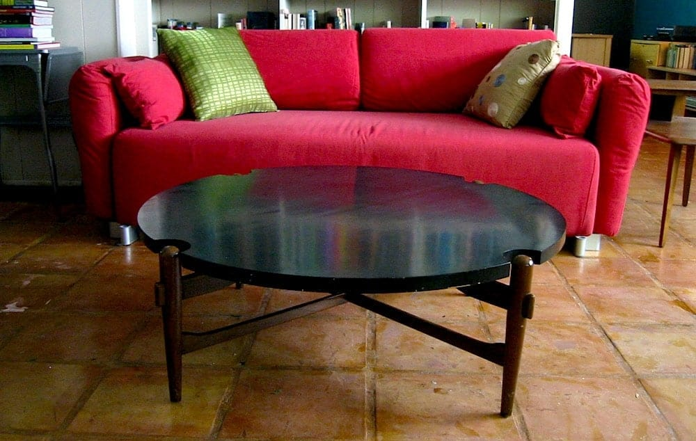 What You Should Buy First When Furnishing Your Apartment - Coffee Table