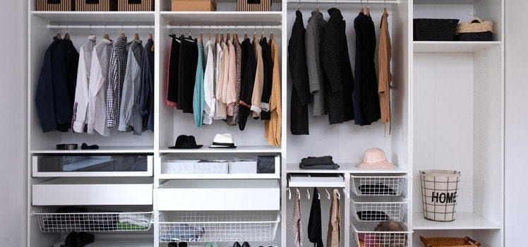 what does your closet say about you