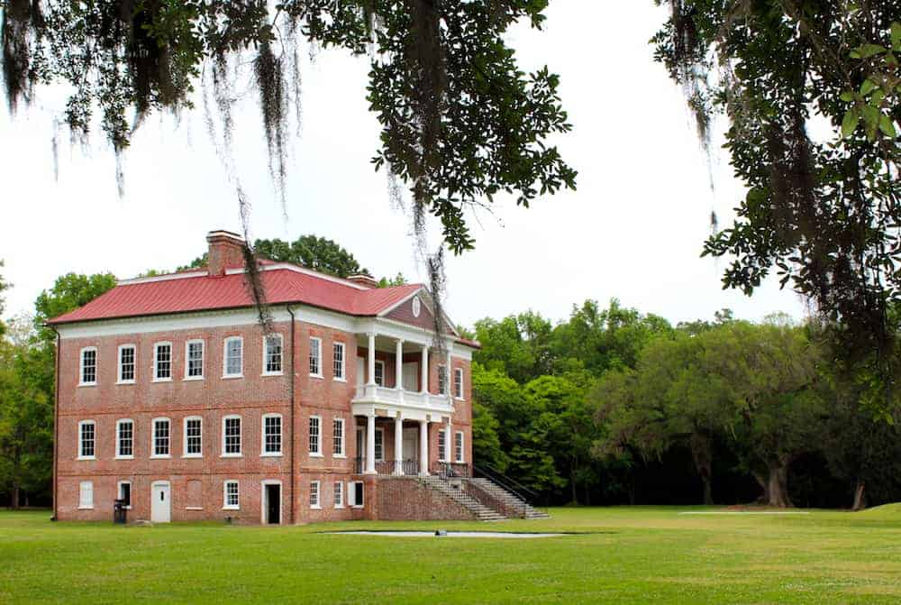 Historic Homes In Charleston South Carolina