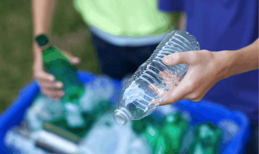 5 Ways to Go Green and Save Money - Don't Buy Bottled Water