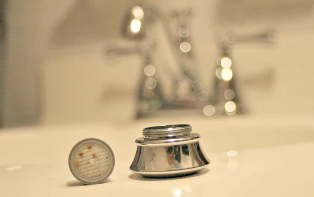 5 Ways to Go Green and Save Money - Install Faucet Aerators