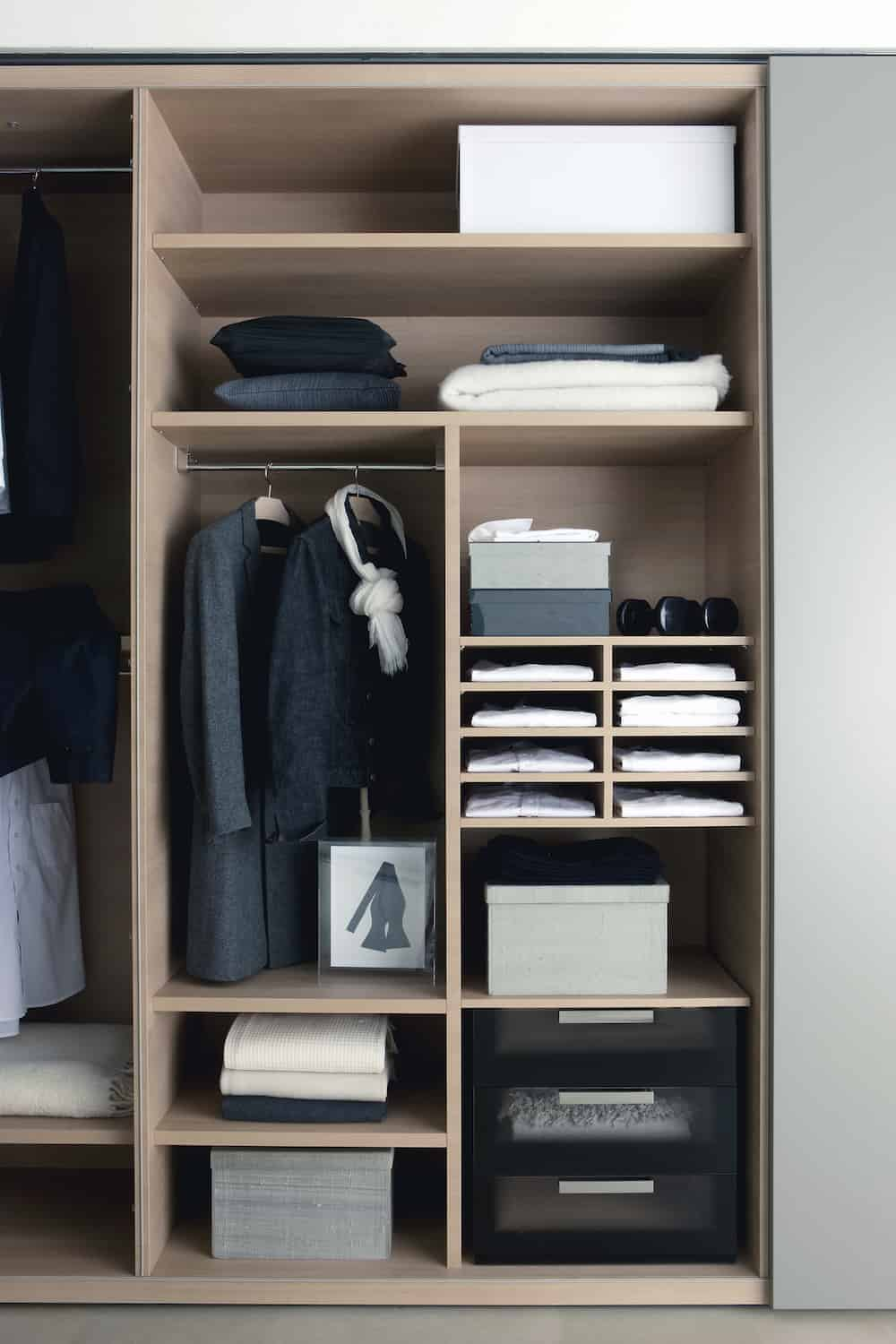 8 Quick and Easy Closet Upgrades - Give Everything a Place